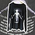 Slayer - TShirt or Longsleeve - 1998 Slayer Diabolus On Tour XL