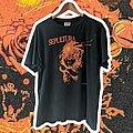 Sepultura - TShirt or Longsleeve - 1989 Sepultura European Tour L