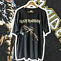 Iron Maiden - TShirt or Longsleeve - 1995 Iron Maiden The X Factour XL