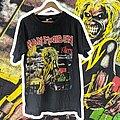 Iron Maiden - TShirt or Longsleeve - 1981 Iron Maiden Killers XL