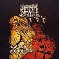 Napalm Death - TShirt or Longsleeve - Harmony Corruption LS