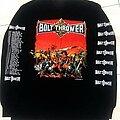 Bolt Thrower - TShirt or Longsleeve - Bolt thrower war master us tour 1991 bootleg