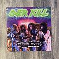 Overkill - Tape / Vinyl / CD / Recording etc - Overkill - Taking Over (1st pressing)