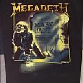 Megadeth - Mary Jane Backpatch