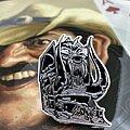 Motörhead - Pin / Badge - Motörhead - Orgasmatron pin-