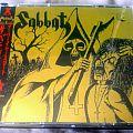 Sabbat (JPN) - Tape / Vinyl / CD / Recording etc - Sabbatical Earlyearslaught CD Version