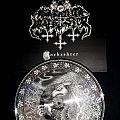 Satanic Warmaster - Tape / Vinyl / CD / Recording etc - Nachzehrer Pic LP
