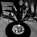 The True Werwolf - Tape / Vinyl / CD / Recording etc - Battle Moon 7' LP