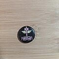 Manowar - Pin / Badge - Manowar button