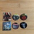 Venom - Pin / Badge - Venom buttons
