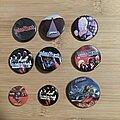 Judas Priest - Pin / Badge - Judas Priest buttons