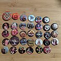 Twisted Sister - Pin / Badge - Twisted Sister buttons