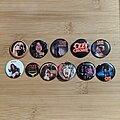 Ozzy Osbourne - Pin / Badge - Ozzy Osbourne buttons