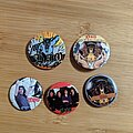Dio - Pin / Badge - Dio buttons