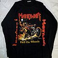 Manowar - TShirt or Longsleeve - Manowar Hell On Wheels Tour 97 long sleeve
