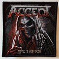 Accept - Patch - Accept Life is a Bitch patch