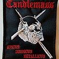 Candlemass - Patch - Candlemass patch