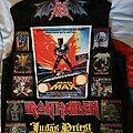 Iron Maiden - Battle Jacket - Nightrider jacket