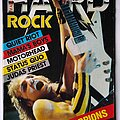 Scorpions - Other Collectable - Hard Rock Magazine number 1