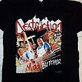 Destruction - TShirt or Longsleeve - Destruction Mad Butcher shirt