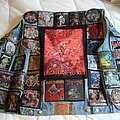 Iron Maiden - Battle Jacket - 90's  jacket overview