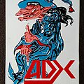 ADX - Other Collectable - ADX Sticker 13,5 x 8,5 cm