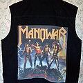 Manowar - Battle Jacket - Manowar Fighting The World jacket