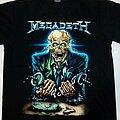 Megadeth - TShirt or Longsleeve - Megadeth t-shirt