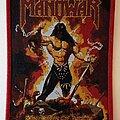 Manowar - Patch - Manowar The Dawn of Battle patch