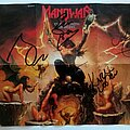 Manowar - Other Collectable - Manowar signed booklet 2
