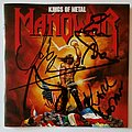 Manowar - Other Collectable - Manowar signed booklet 3