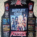 Mötley Crüe - Battle Jacket - Shout at the devil!