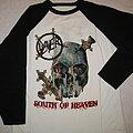 Slayer - TShirt or Longsleeve - Slayer South of Heaven Longsleeve