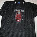 Slayer - TShirt or Longsleeve - Slayer Soccer Jersey Shirt