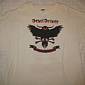 Devil Driver Tourshirt