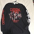 Cannibal Corpse - TShirt or Longsleeve - Cannibal. Corpse.  Official. Longsleeve