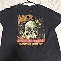 Slayer - TShirt or Longsleeve - Slayer. 1989. Tour merch