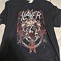 Slayer - TShirt or Longsleeve - Slayer. Tour Merch.  2018. Europe
