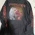 Cannibal Corpse - TShirt or Longsleeve - Cannibal corpse  (2021) Vilolence Unimagined Tour merch