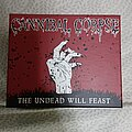 Cannibal Corpse - Other Collectable - Cannibal corpse  (2020) Undead will Feast.  Cassette box