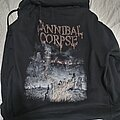Cannibal Corpse - TShirt or Longsleeve - Cannibal. Corpse.   Skelatal Domain Tour jacket