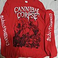 Cannibal Corpse - TShirt or Longsleeve - Cannibal Corpse. Skeletal Domain tour. Long sleeve tour merch