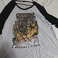 Cannibal Corpse - TShirt or Longsleeve - Cannibal. Corpse.   Skelatal Domain Tour Jersey