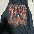 Cannibal Corpse - TShirt or Longsleeve - Cannibal corpse. Official Tour shirt.   Sleeves removed