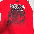 Cannibal Corpse - TShirt or Longsleeve - Cannibal. Corpse.   Skelatal Domain Tour. Shirt