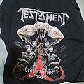 Testament - TShirt or Longsleeve - Testament. 2017 Tour merch