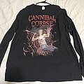 Cannibal Corpse - TShirt or Longsleeve - Cannibal corpse. Red before black tour. Long sleeve