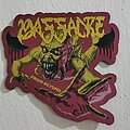 Massacre (USA) - Patch - Pull The Plug Patches