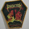 Benediction - Patch - Woodsmoke Productions and Darkprods