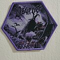 Usurper - Patch - Pull The Plug Patches